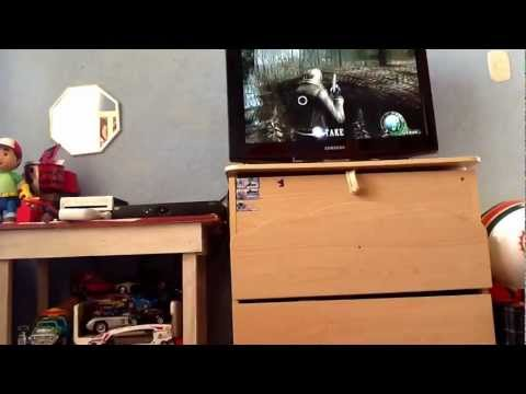 Resident evil 4 como pasar ala puerta