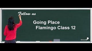 Going Places Class 12 English Flamingo