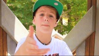 MattyB, 11, Uses Rap Music to Defend Sister | Good Morning America | ABC News width=