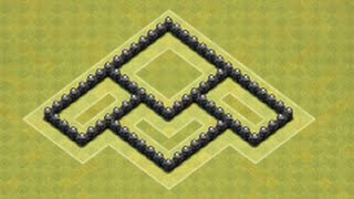 getlinkyoutube.com-EPIC+BEST Town Hall Level 4 Farming Base for Clash of Clans