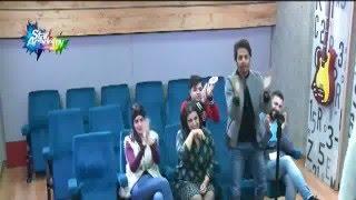 getlinkyoutube.com-علي الفيصل يوقف ويصفق لأداء هايدي موسى ويمزح مع كارلا _ستار اكاديمي11