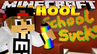 getlinkyoutube.com-Minecraft School - THE BIG BAD BULLY!
