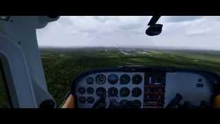getlinkyoutube.com-REALISTIC P3D V3 - FLIGHT WIDE BRASÍLIA CITY