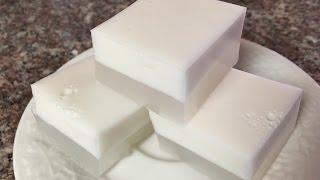 Easy Asian Coconut Jello Recipe [Updated Video]