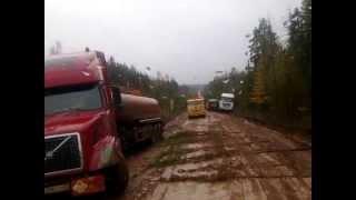 getlinkyoutube.com-жесть на дороге на киренск северные дороги