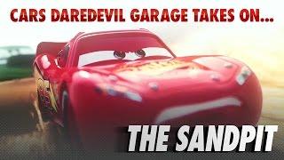 getlinkyoutube.com-Disney Pixar Cars   The Die-cast Series Ep. 5   Takes on the Sandpit