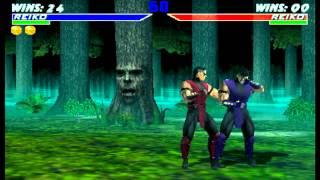 getlinkyoutube.com-Mortal Kombat 4 Arcade - ALL FATALITIES!