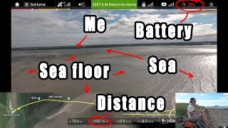 getlinkyoutube.com-My €1.500 quadcopter runs out of battery ABOVE the sea!!