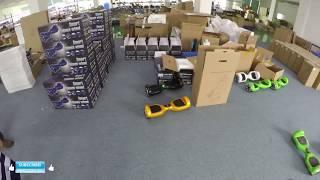 "getlinkyoutube.com-Hoverboard FACTORY ""made in china"" SBU, 2-Wheel, mini Segway onewheel self balanceing unicycle"