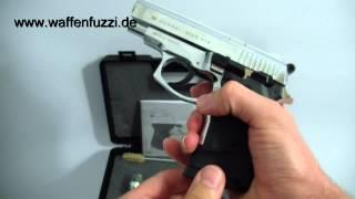Zoraki M914 kal. 9mm P.A.K - Schreckschuss, Gaswaffen Test, CO² Pistole, www.waffenfuzzi.de