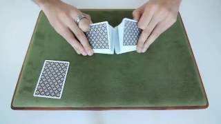 getlinkyoutube.com-Quick & Deadly Card Trick Tutorial - Predict the card someone will think of
