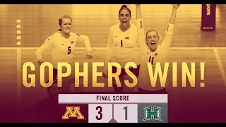 getlinkyoutube.com-Highlights: Gopher Volleyball is 2015 Final Four Bound!