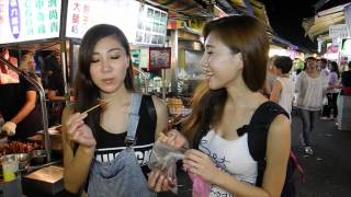 "getlinkyoutube.com-""DOUBLE C - Carmen & Creamy"" 台灣旅遊勝地~宜蘭羅東夜市"