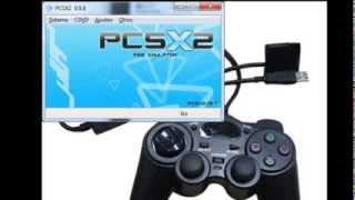 getlinkyoutube.com-como configurar el mando para psp2 - emulador playstation2