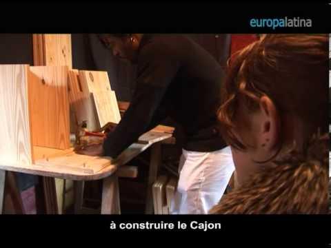 El Cajón Peruano: Construcción
