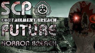 getlinkyoutube.com-SCP Future Horror Breach: DEM JUMPSCARES