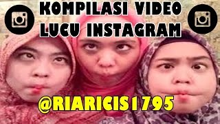 getlinkyoutube.com-Kompilasi Video Lucu Instagram Ria Ricis - Oktober 2015 Part 1 #KompiVidgram