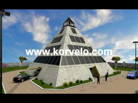 EXTREME SURVIVAL - 2012 SURVIVAL - PYRAMID HOME - DOME - SPHERE - UNDERGROUND BUNKER