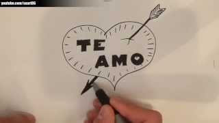 getlinkyoutube.com-Dibujos de amor