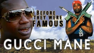 getlinkyoutube.com-Gucci Mane - Before They Were Famous