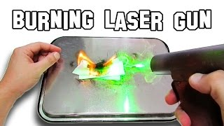 getlinkyoutube.com-✔ How To Make a Burning Laser Gun