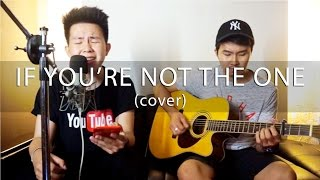 If You're Not The One - Daniel Bedingfield (cover) Karl Zarate & Jorell Prospero