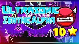 getlinkyoutube.com-Ultrasonic 100% by ZenthicAlpha & more [Geometry Dash]