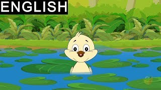 getlinkyoutube.com-Ugly Duckling - Fairy Tales In English - Animated / Cartoon Stories For Kids