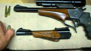 getlinkyoutube.com-Thompson / Center Contender caliber's