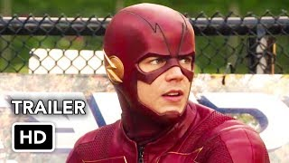 The Flash 4x10 Trailer