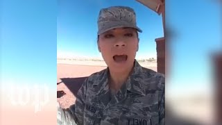 Airman posts rant about black women in her unit