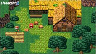 getlinkyoutube.com-더빙걸 쯔꾸르 RPG 게임 행복을 만드는 마법사 1부 1화