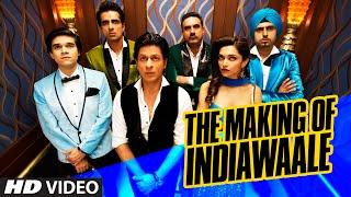 getlinkyoutube.com-Exclusive: Making of 'India Waale' | Happy New Year | Shah Rukh Khan, Deepika Padukone | T-SERIES