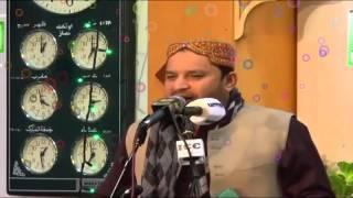 Kamli Walay Tasreef layaey hoay nay naat by Shahbaz Qamer Faridi