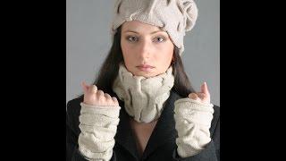 getlinkyoutube.com-Хотите связать модную шапку?Вяжем с Людмилой Тен
