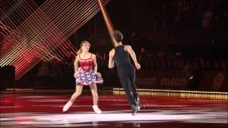 getlinkyoutube.com-Art on Ice 2015 - Papadakis & Cizeron / Marc Sway / Band / Non, Non, Non & Severina