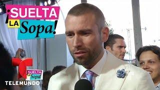 getlinkyoutube.com-Suelta La Sopa | Rafael Amaya se enteró que Vivan Cepeda que quiere con él  | Entretenimiento
