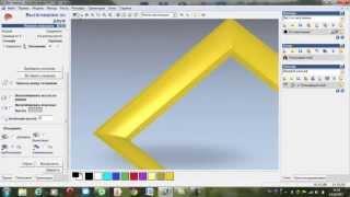 getlinkyoutube.com-учимся создавать простую рамку в artcam