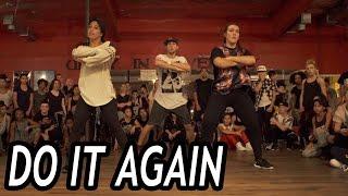 getlinkyoutube.com-DO IT AGAIN - Pia Mia ft Chris Brown Dance | @MattSteffanina Choreography