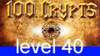 getlinkyoutube.com-100 crypts level 40