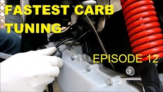 getlinkyoutube.com-FASTEST CARB TUNING & JET SWAP (FASTER SCOOTER - EPISODE 12)