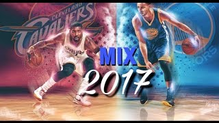 Stephen Curry VS Kyrie Irving MIX 2017