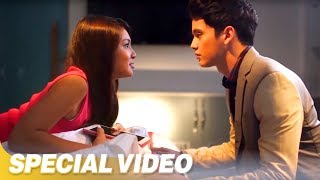 getlinkyoutube.com-If You Don't Want To Fall is the perfect theme song for JaDine