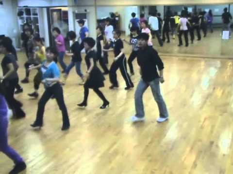 Ringa Ding - Line Dance (Demo & Walk Through)