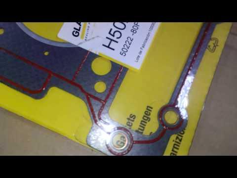 Прокладка ГБЦ A1110162620 (GLASER H5022200)