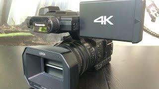 getlinkyoutube.com-Unboxing Panasonic HC-X1000 4K Ultra HD Camcorder