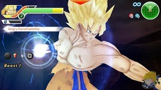 getlinkyoutube.com-Dragon Ball Z Tenkaichi Tag Team - | The Decisive Battle Begins! | (Part 12)【HD】