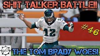 getlinkyoutube.com-Madden 16 Draft Champions #46 (Ranked)!! Crap Talker Opponent! The Tom Brady Struggle?!