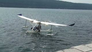 getlinkyoutube.com-Lazair Electric, Amphibious and Soars Dale Kramer angelica14709