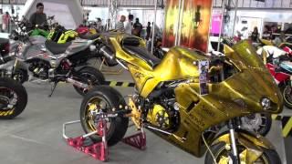 getlinkyoutube.com-[BMF2014] Cuộc thi độ xe Honda MSX 125 ở Thái Lan
